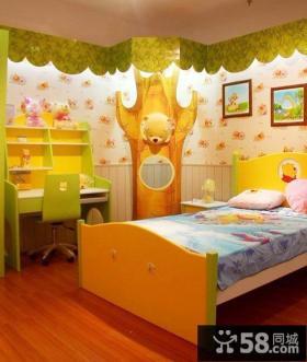 儿童房装修效果图大全图片