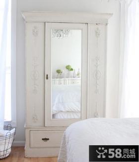 卧室欧式衣柜设计效果图