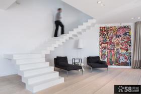 时尚现代家居楼梯设计