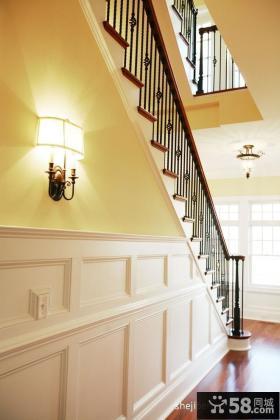 优质别墅楼梯装修效果图
