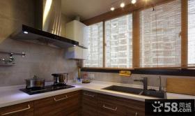 舒适小户型厨房设计
