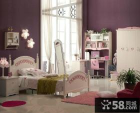 欧式儿童家具图片
