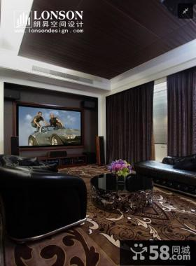 欧式客厅背景墙装修效果图大全