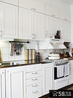 2013厨房欧式橱柜图片欣赏