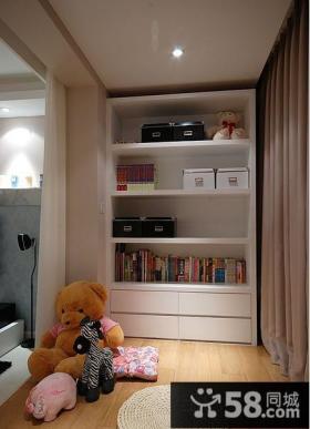 儿童房榻榻米卧室装修效果图