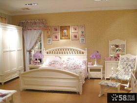 卧室韩式田园风格装修