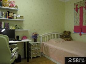 儿童房精美墙纸图片欣赏