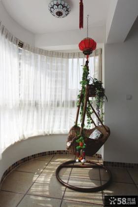 地中海家庭设计阳台图片