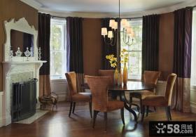 80平米小户型装修效果图 欧式现代客厅欣赏