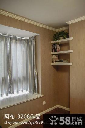 卧室石材飘窗台面效果图