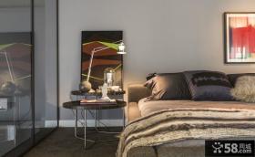 豪华卧室床头灯具设计图