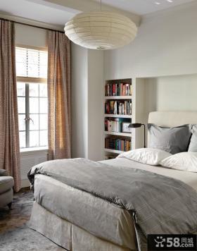 两室两厅卧室吊顶装修效果图