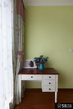 家居美式卧室家具图片欣赏