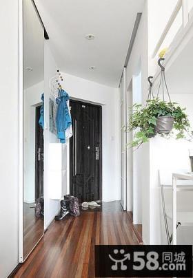 玄关装修效果图 小户型玄关装饰