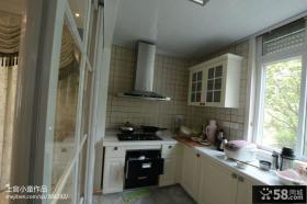 欧式别墅厨房装修效果图大全