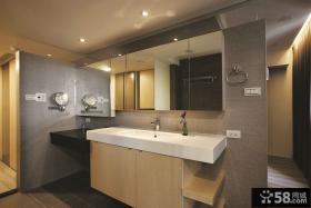 家庭室内卫生间图设计