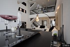 三层别墅室内装潢设计效果图
