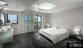 卧室LED吸顶灯图片