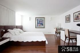 现代时尚三居室客厅装修效果图大全2014图片