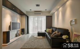 日式风格小户型住房客厅装修图片欣赏
