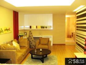 30平米小户型家装设计客厅图片