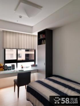 现代主义风格两房一厅装修