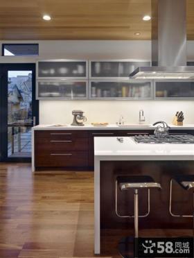 现代家居橱柜颜色效果图片