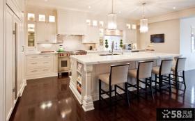 优质欧式开放式厨房设计