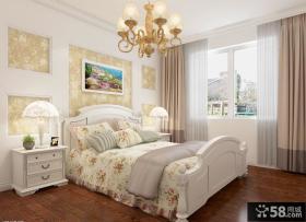 韩式 田园 卧室 装修
