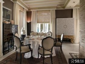 古典欧式风格客厅图片