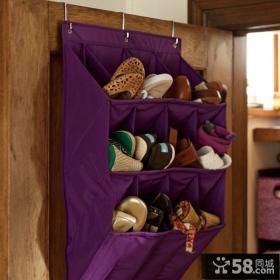 门口鞋柜图片