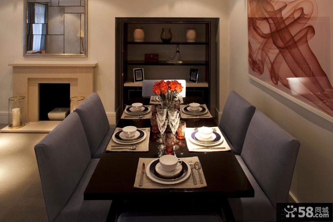 日式家装设计餐厅效果图大全欣赏