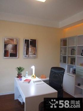 两室两厅简约客厅led吸顶灯装修效果图欣赏