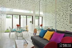 现代风格别墅装修效果图片