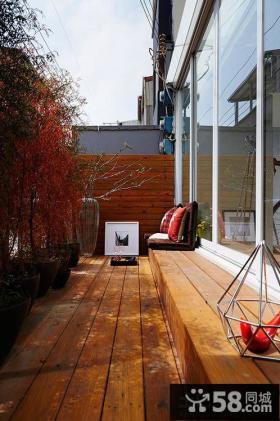 家装阳台设计效果图大全