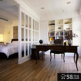 北欧风格别墅室内设计装饰效果图