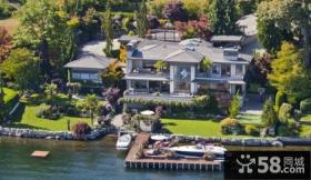 顶级豪宅别墅图片