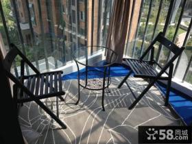 家庭设计室内阳台效果图2015大全