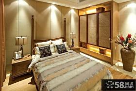 东南亚复式卧室图片欣赏