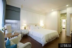 美式风格小卧室设计图欣赏