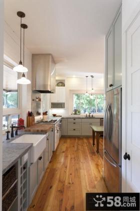 家居厨房装修效果图