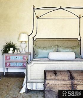 美式卧室装修图