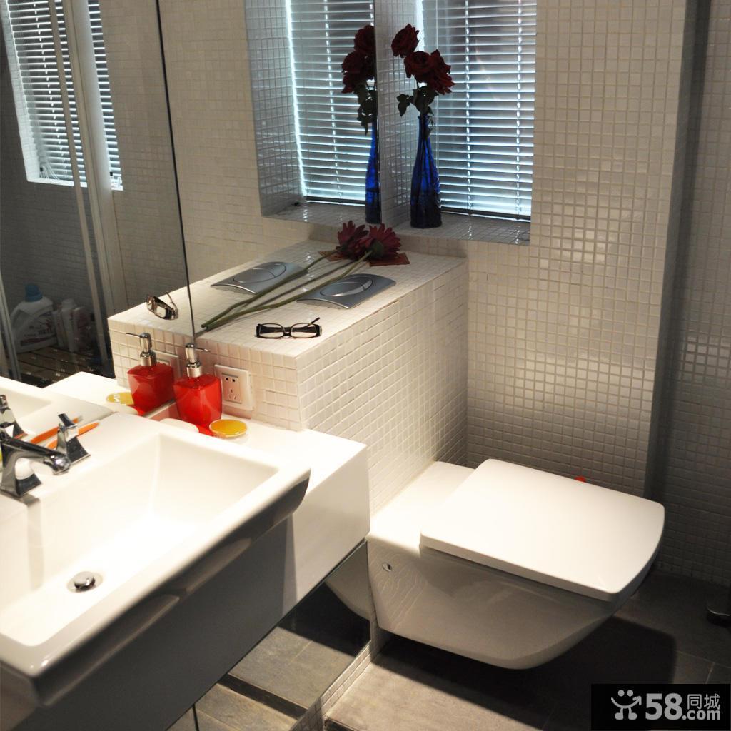 2平方卫生间装修效果图