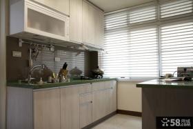 现代风格时尚厨房图片大全