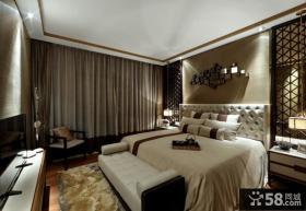 典雅新中式卧室设计大全