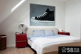 小户型卧室阁楼装修效果图大全