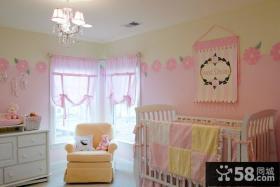 女生卧室壁纸设计
