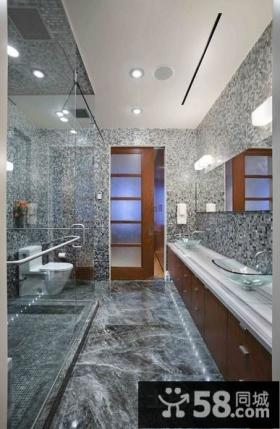 现代时尚家居装修客厅图片