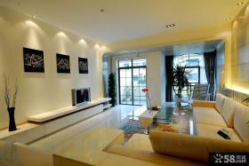 客厅电视背景墙装修效果图大全2013