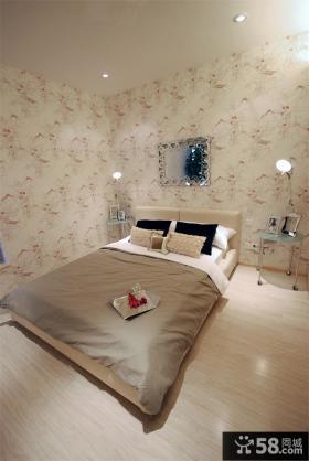 现代简约家居设计两室两厅装修效果图